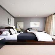 后现代明亮卧室欣赏