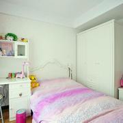 公主范儿小卧室衣柜