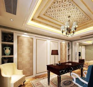 高级私人大别墅欧式豪华设计效果图