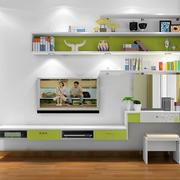 电视柜收纳设计