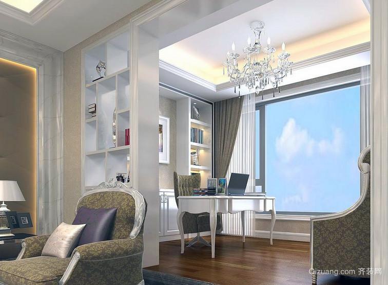 2016大户型欧式阳台吊顶装修效果图片实例