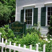 别墅小花园展示