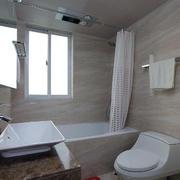 独特的浴室设计