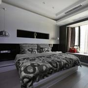 100平米房屋卧室现代装饰