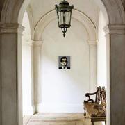 复式楼玄关设计欣赏