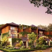 田园温馨别墅设计
