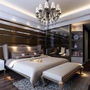 复式楼精致卧室欣赏