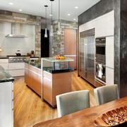 别墅精美厨房欣赏