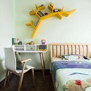 房屋儿童房个性置物架