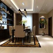 复式楼餐厅装饰设计