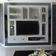 100平米房屋组合电视柜欣赏