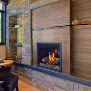 别墅壁炉设计展示