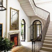复式楼楼梯设计装饰