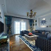 房屋客厅吊顶欣赏