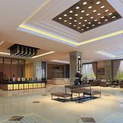 2016现代简约风格售楼部设计效果图