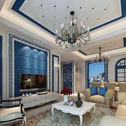 房屋精美客厅设计