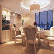 精美的餐桌椅设计