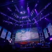 现代大型舞台展示