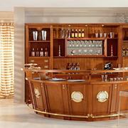 吧台酒柜组合展示
