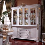 欧式风格酒柜展示
