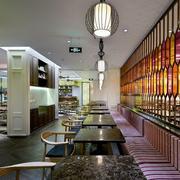新中式餐馆图片
