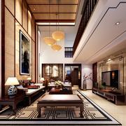 新中式风格客厅图片