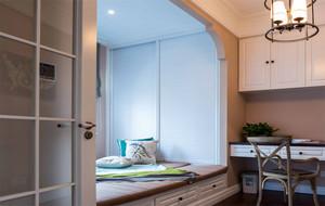 日式风格大户型精致的卧室榻榻米装修效果图
