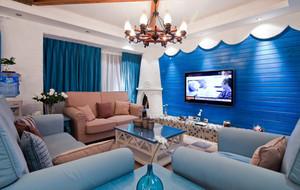 地中海客厅装饰欣赏