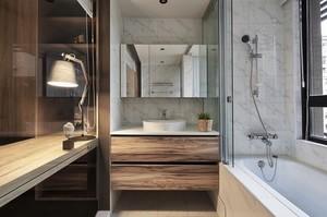 一居室30平米小户型简约装修效果图