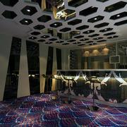 现代室内地板图