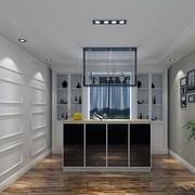 现代室内酒柜设计
