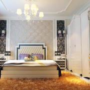独特的卧室床铺设计