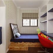 单身公寓榻榻米小书房