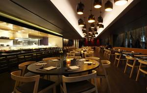 全新日式餐馆展示