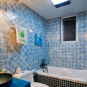 地中海卫生间墙面瓷砖