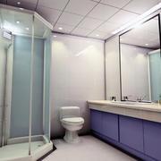 2016精美大户型欧式风格浴室室内装修效果图