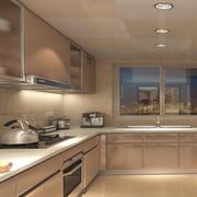 小厨房除锈钢橱柜