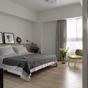 小户型卧室简约装饰