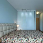 现代卧室简约衣柜