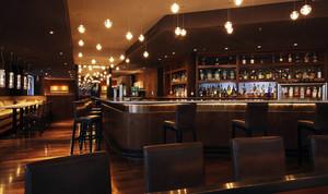 特色小酒吧吧台装修效果图