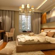 温馨家居窗帘设计