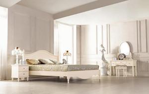 送给她:简欧风格21平米卧室梳妆台图片