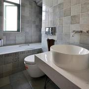 小户型卫生间瓷砖墙贴