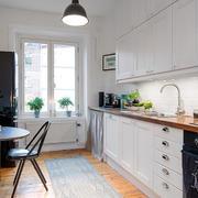 北欧风格小厨房展示