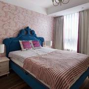 小户型卧室壁纸欣赏