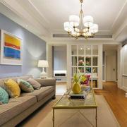 小户型客厅精彩装饰