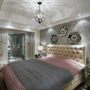 小户型大卧室优雅设计