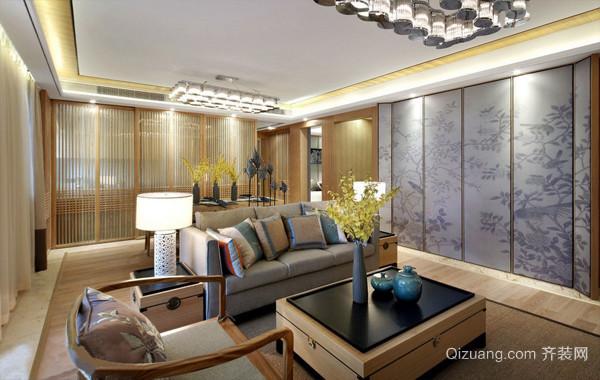 新中式150平米房屋设计样板间