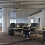 大型办公室精致设计