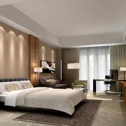 酒店时尚现代化客房